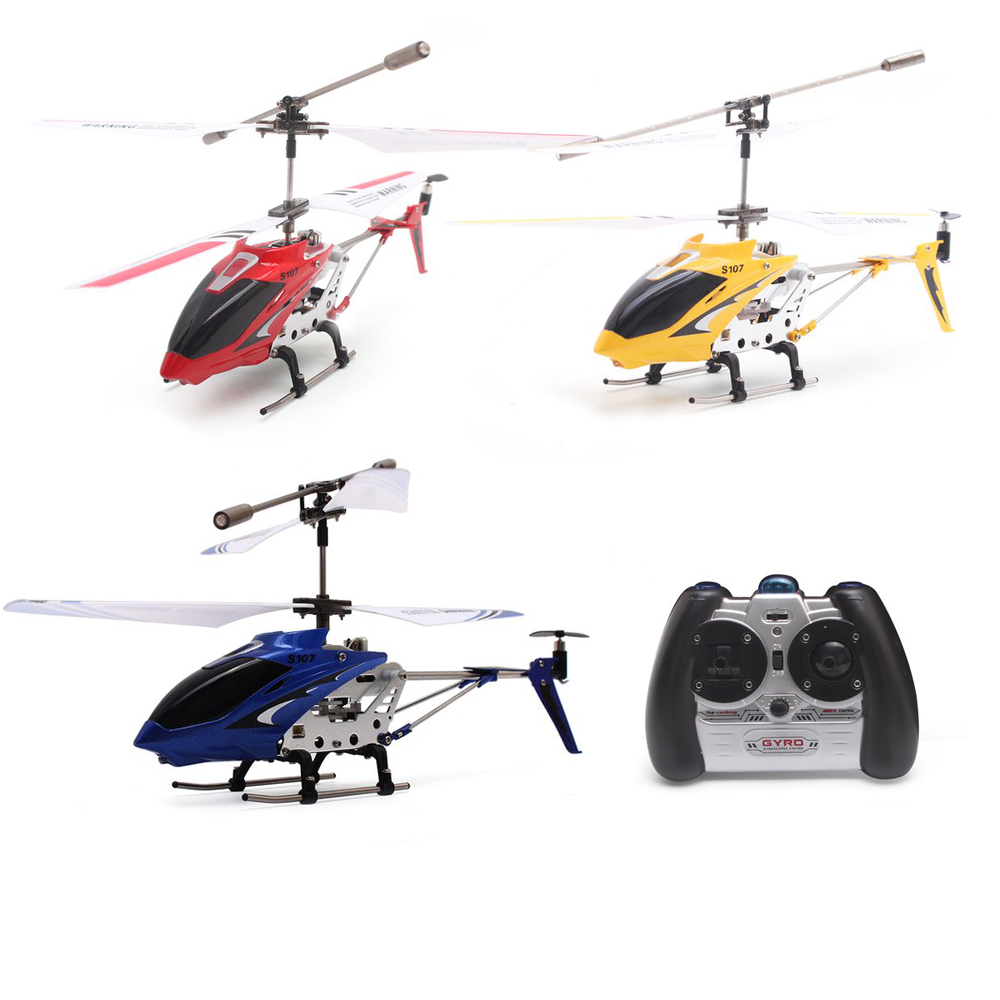 Autherntic Syma S107G RC Helicopter 150mah Battery 15m Remote Distance 6-8 Minytes Wirking Time For 14 Years Old