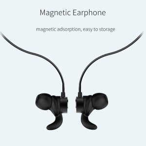 Image 4 - OUSU Magnetic Earphone Sport Wireless Earphone Bluetooth 5.0 Noise Canceling Wireless Earbuds Handsfree Earpiece auriculares