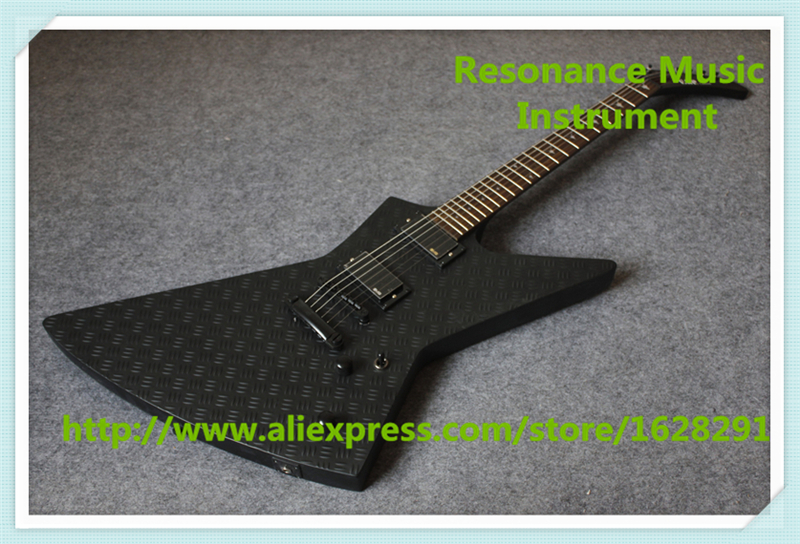 Top Selling Black ESP Explorer James Hetfield JH2. Signature Guitar EMG Style Pickup Guitar From China Factory электрогитара ltd james hetfield snakebyte metallica