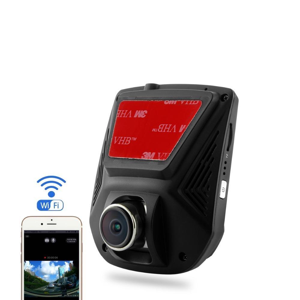 XYCING A305 Wifi Bil DVR Novatek 96658 Dash Cam 1080P Full HD Sony - Bilelektronik