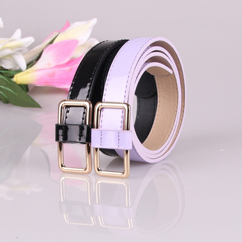 Fashion Leather Ladies Waist Belts Solid Wide Belt Waistband Quality Luxury Designer Metal Buckle Waistbands(China)