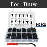 240pcs Car Push Pin Rivets Set Retainer Set 12 Most Popular Sizes Rivets For Bmw E36