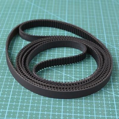 HTD3M Timing Belt, 537mm length,179 teeth,1~10mm width,Closed-loop, Endless, 5pcslot