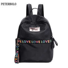 per Backpacks Fashion Female Casual Bags