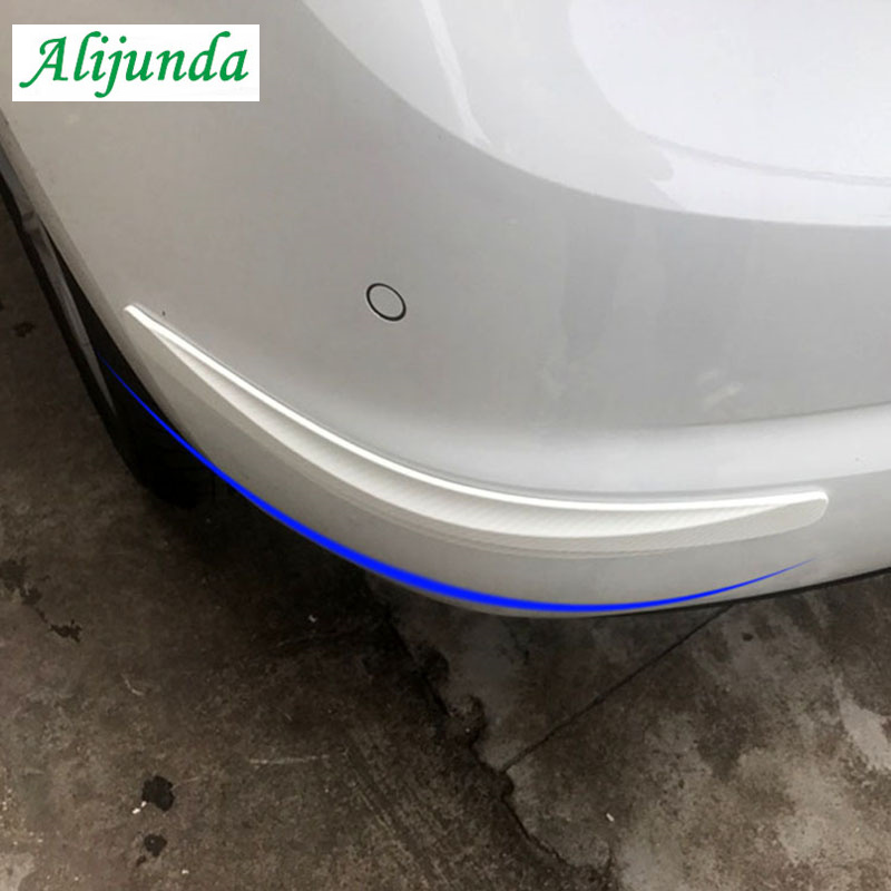 Lexus Crv: Rubber Front And Rear Bumper Edge Protection Protection