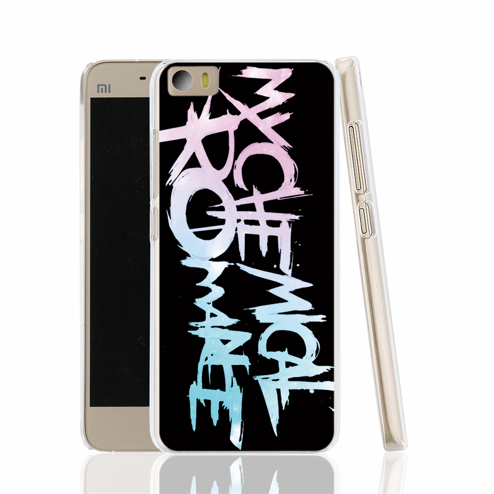 13332 mcr My chemical Romance cell phone Cover Case for Xiaomi Mi M 2 ...