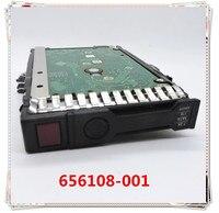 100% 새로운 655710-B21 1T 2.5 SATA 656108-001 G8 3 년 보증