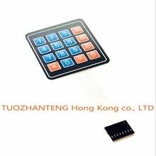 5pcs 4*4 Matrix Array/Matrix Keyboard 16 Key Membrane Switch Keypad for arduino 4X4 Matrix Keyboard