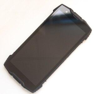 Image 2 - 5.7 Blackview BV6800 شاشة الكريستال السائل + محول الأرقام بشاشة تعمل بلمس + الإطار الجمعية 100% الأصلي LCD + اللمس محول الأرقام ل BV6800 برو