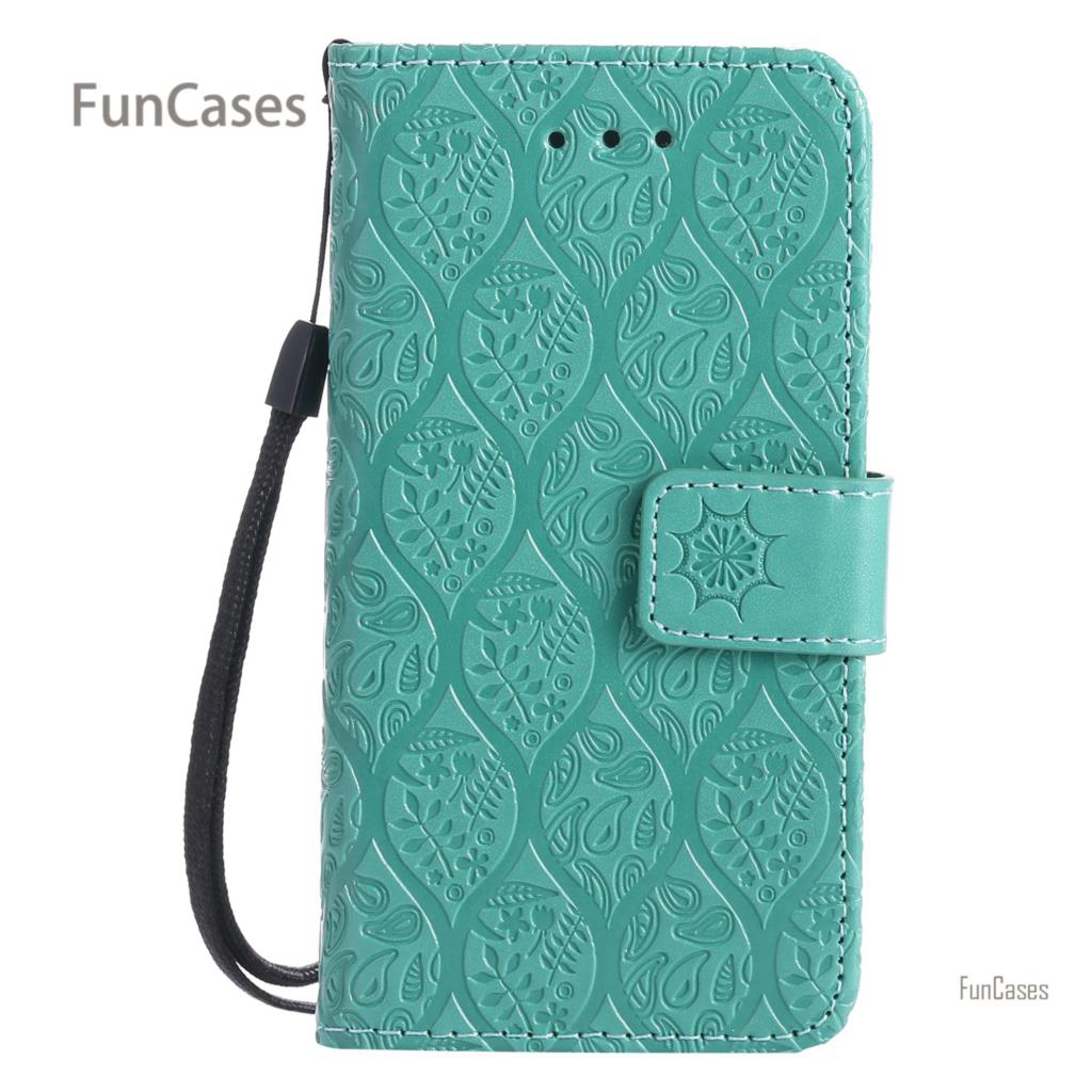 Vine Style Flip Case sFor Capa iPhone 5 PU Leather Bag Carcasas Cute Cep Telefonu Case For iPhone 5S SE Bulk Coverage Mobile