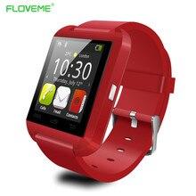 Floveme d1 SmartWatch armband Wearable Gerät für ios android intelligente Bluetooth 4.0 touch-screen gesundheit Smart Watch