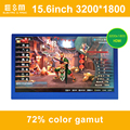 15.6 Inch 3K HD Portable Monitor For Gaming PS4 XBOX NS 3200*1800 HDMI DP 12V 3A Power Supply Second Display For Raspberry Pi