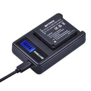 Image 4 - 2X DMW BLG10 BLG10 DMW BLG10E BPDC15 Battery + LCD Charger for Panasonic Lumix GF6,GX7,GX80,GX85,GX7 Mark II,LX100,D Lux