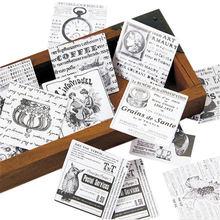 20 упаковок/партия милые современные наклейки для жизни Мини