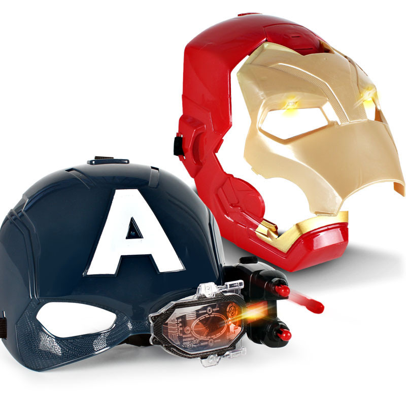 font-b-marvel-b-font-avengers-children-can-launch-captain-america-3-helmet-glow-mask-iron-man-can-open-boy-party-props-action-figure-toys-gift