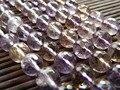 Charme natural Da Bolívia 8mm, 10mm ametrine cristal de quartzo facetadas redondas contas loose atacado freeshipping