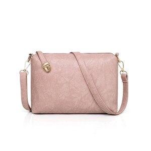 Image 4 - Weibliche Mutter Tasche 5 Stück Set Luxus Handtaschen Frauen Taschen Designer Leder Schulter Tasche Geldbörsen und Handtaschen Schräg Tasche