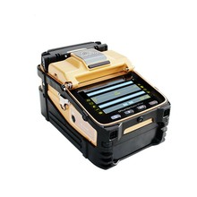 Buy SM&MM AI-8C Automatic FTTH Fiber Optic Welding Splicing Machine Optical Fiber Fusion Splicer directly from merchant!