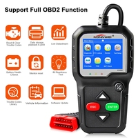 OBD2 Scanner OBD Car Diagnostic Auto Diagnostic Tool KONNWEI KW680 Read Clear Fault Error Codes Russian OBD2 Automotive Scanner