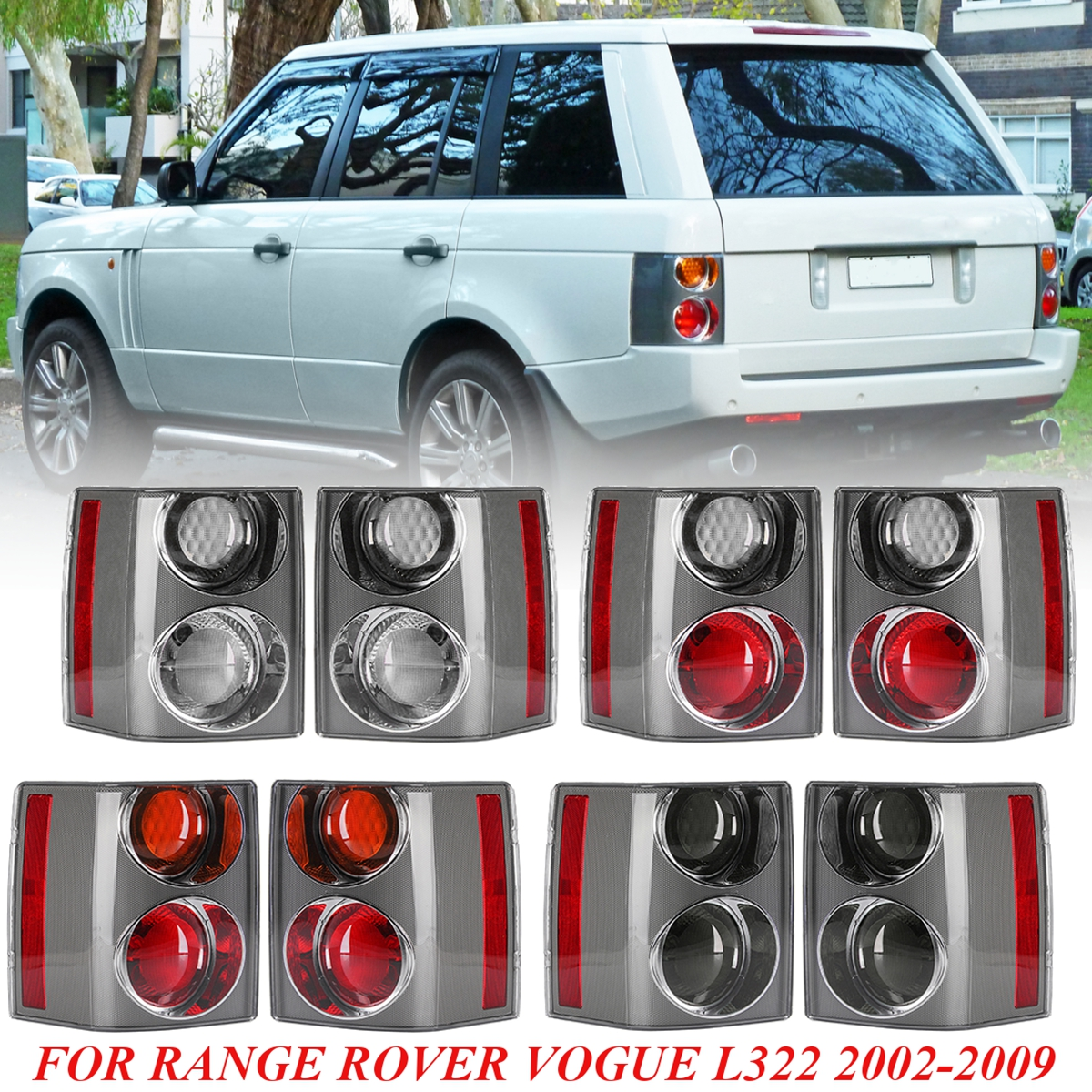 Rear Right RH Tail Light Lamp For RANGE ROVER VOGUE L322 2002-2009