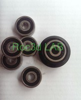 [SKU913] 625 rs ball bearing for dual wheel vslot wheel for your cnc building Chrome Steel 100pcs Free shipping