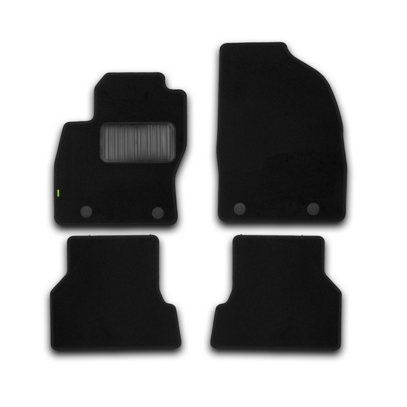 Mats in salon Klever Standard For FORD Focus 2, 2004-2011, сед... 4 PCs (textile) tcrt5000 reflective infrared sensor photoelectric switches 10 pcs
