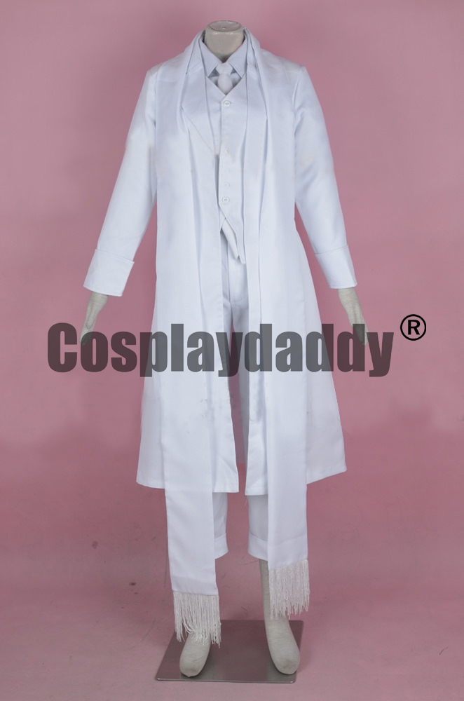 Hellsing Organization Alucard Alternate Forms Girlycard Uniform Outfit Cosplay Costume F006