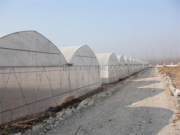 30g Garden Curtain Width 1 6m Non woven fabric Greenhouse film vegetable  and fruit grow tent greenhouse tulle-in Agricultural Greenhouses from Home  &