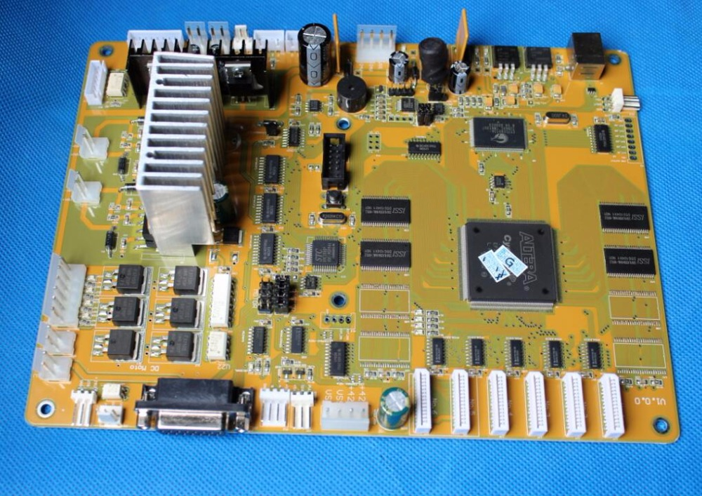TitanJet Mainboard For DX5 or DX7 printhead Printer