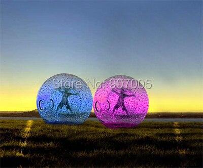 WB002 Бесплатная доставка 3 м Надувные Зорб стены/Новый дизайн ночь надувные светящиеся прокатки зорб надувные красочные шарики zorb
