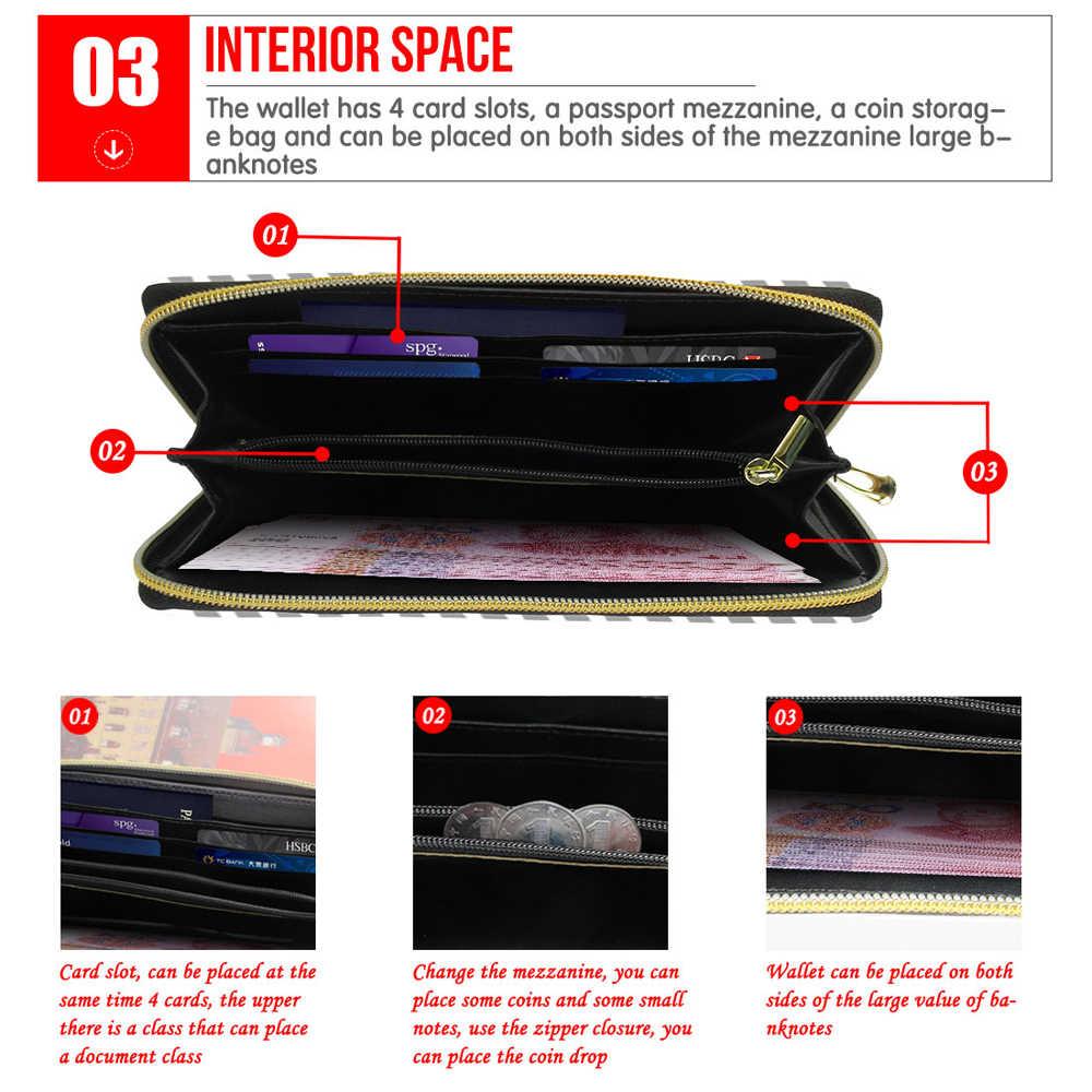 Coloranimal persionalized personalizar sua imagem bolsa & bolsa de couro feminino para cima bolsa de ombro 3d impressão 2 peças conjunto tote carteiras