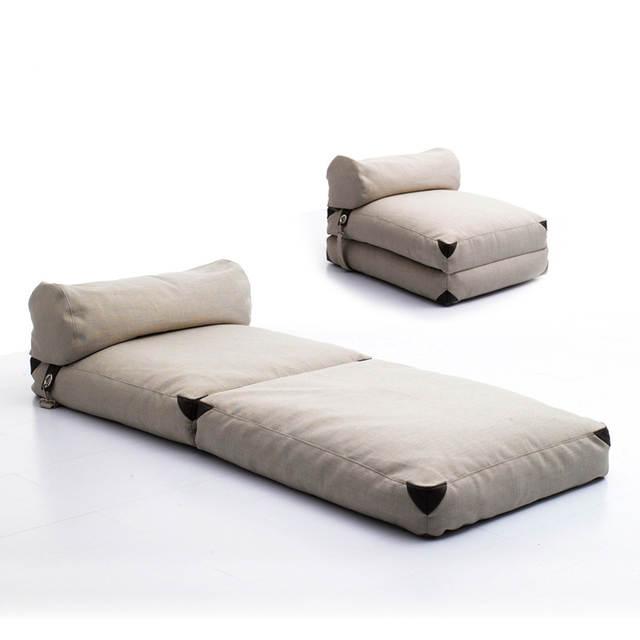 Online Shop Louis Fashion Lazy Sofa Simple Japanese Tatami Folding