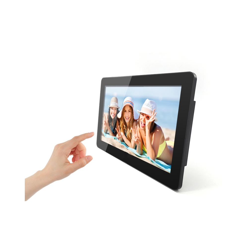 Biometric Tablet PC 10.1 Inch Win8/10 All In One Computer Industrial Panel Capacitive Touch For CNC Machine Screen Display