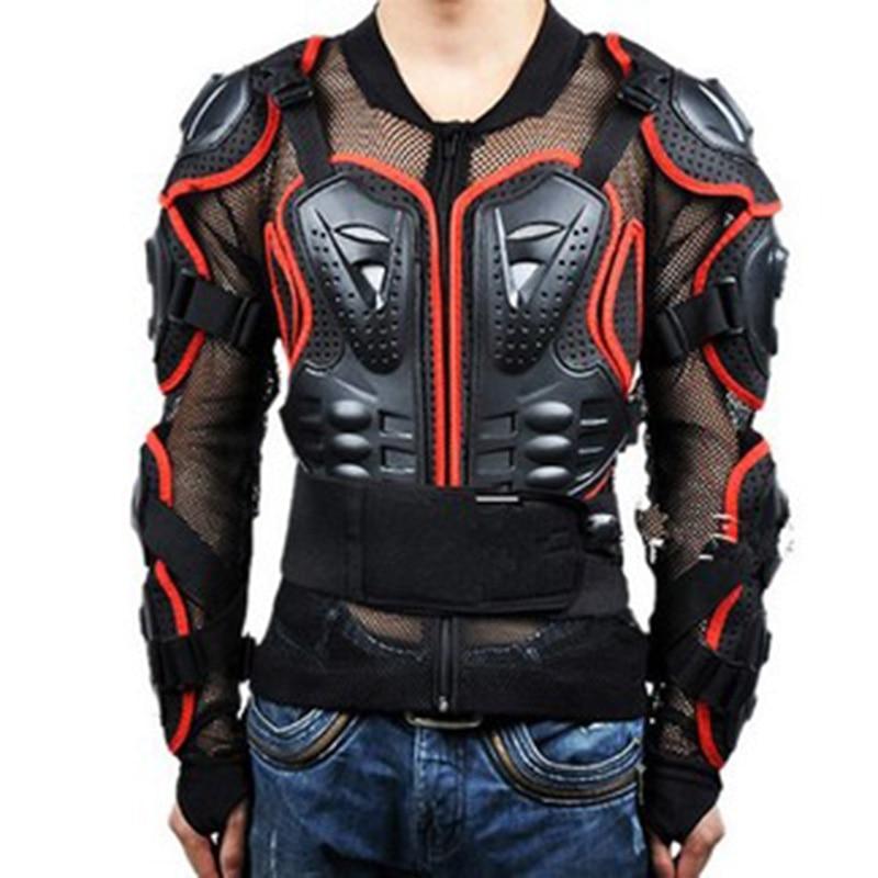 Moto professionnelle/moto Protection corporelle Motocross course armure corporelle colonne vertébrale poitrine veste de Protection