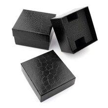 GEMIXI крокодил прочный подарок коробка чехол для браслета браслет ювелирные изделия благородные и достойные часы коробка держатель Прямая поставка