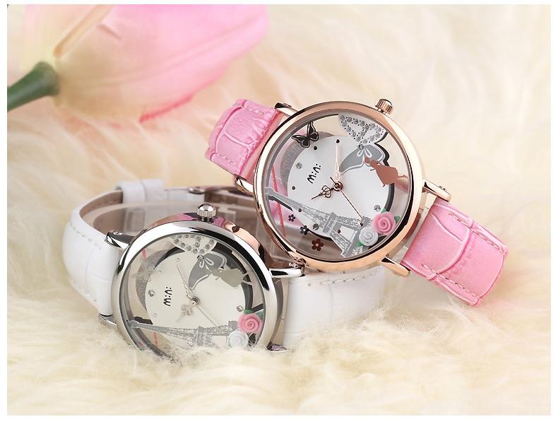 эйфелева башня часы женские купить в Китае