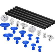 цена на Viscosity Adhesive Alloy hot melt glue PDR sticks for electric glue gun craft Car Body Removal Paintless Dent Repair Puller tabs