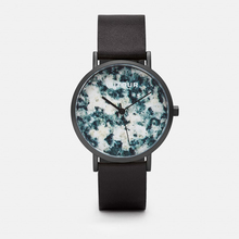 EOTOUR Luxury Women's watch Dress Vintage Marble leather bracelet Watches Casual Fashion Waterproof Ladies Quartz Wristwatches