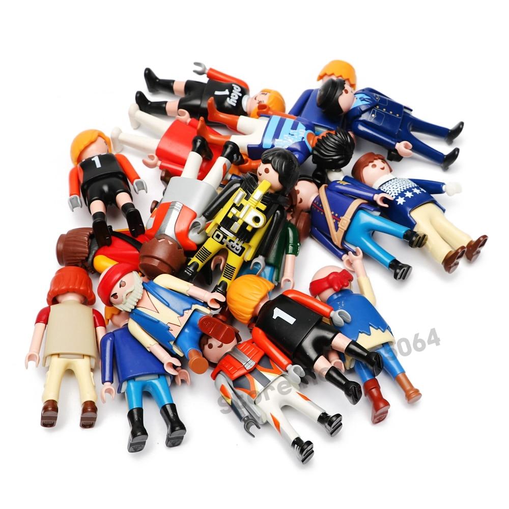 4pcs /set 7CM Kids Action Figures Toys Classical