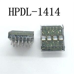 Image 2 - 100 adet X HPDL 1414 HPDL1414 dört karakter akıllı dijital ekran. Dijital tüp