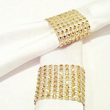 Buy bling napkin ring and get free shipping on AliExpress.com 2ed4bb300203