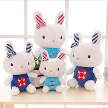 New Cartoon Rabbit Short Plush Toy Stuffed Animal Doll Best Gift For Children & Friends