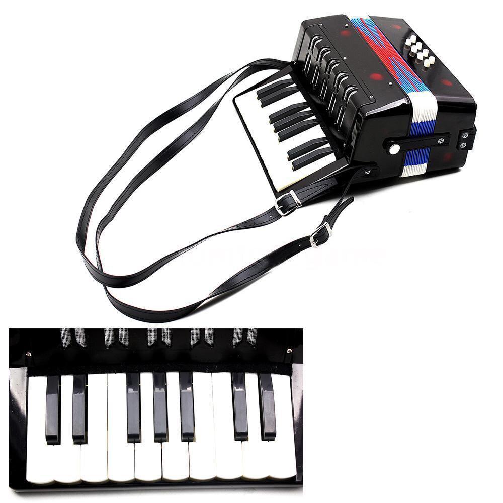 17-Key 8 basse Mini accordéon jouet Musical pour les enfants - 3