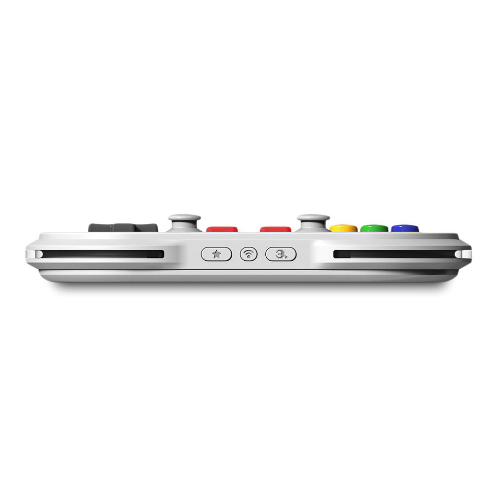 8 Bitdo N30 Pro 2 Bluetooth inalámbrico USB Gamepad del regulador del Dual clásico D-pad Joystick juego soporte interruptor macOS Android - 2