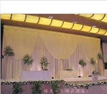 Top selling 10ft/3m*20ft/6m wedding backdrops for wedding decoration, wedding favor