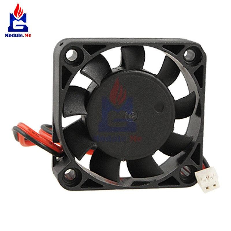 Cooler Axial Fan 12V 40x40x10mm for 3D printer stepper motor A4988 driver
