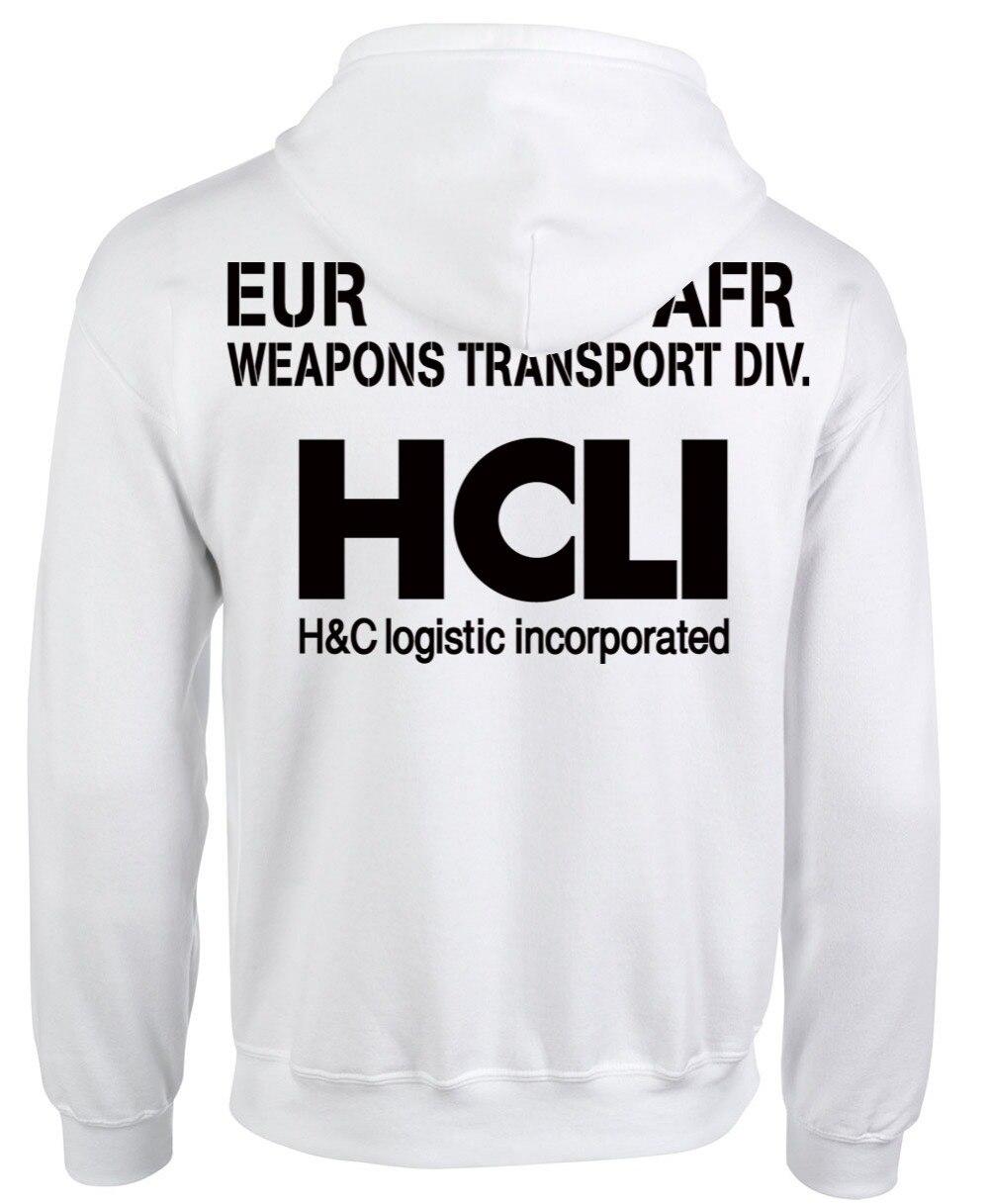 Ермунганд HCLI пальто с капюшоном Косплэй