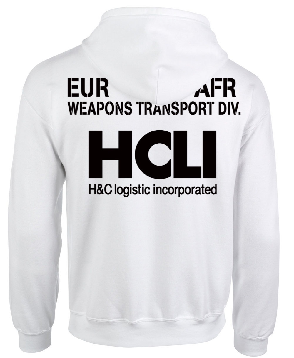 Jormungand HCLI Hoodie Coat Cosplay