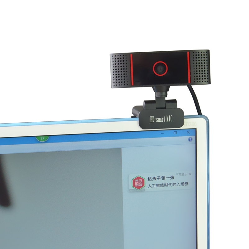 USB A4 480P HD Webcam Web Cam Camera 360 Degree Rotatable With MIC For Skype For Computer PC Laptop Supports XP Windows Android