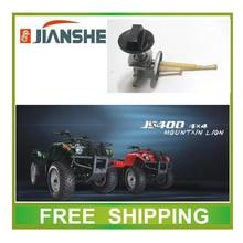 Топливный бак бензиновый петух переключатель для jianshe 400cc atv ATV400 qaud аксессуары
